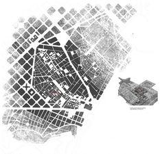 Sara Serrano > Del Raval al Paral·lel   HIC Arquitectura