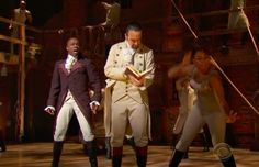 Here's the Full Performance of the Hamilton Opening Number From the Grammys