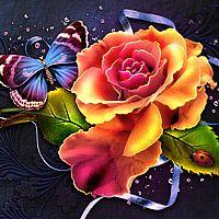 Moonbeams Roses in my garden 3D Models moonbeam1212