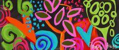 Neon Signs, Facebook, Twitter, Paintings