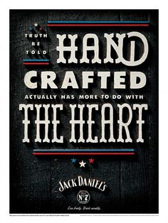 Jack Daniels by Helm. Hand cut lettering from an actual Jack Daniels distillery barrel. Jack Daniels, Typography Letters, Typography Prints, Lettering Design, Hand Lettering, Creative Typography, John Mayer, Independence Day Poster, American Independence