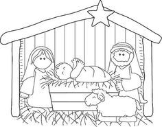 Image result for christmas jesusstitchery patterns free