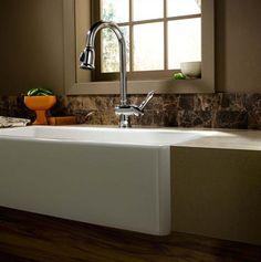 Jado Vintage Style Bar & Single Handle Kitchen Faucet