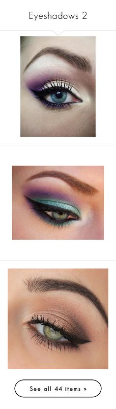 """""""Eyeshadows 2"""" by love525life ❤ liked on Polyvore featuring makeup, eyes, eye makeup, beauty, maquiagem, beauty products, eyeshadow, tarte eyeshadow, palette eyeshadow and tarte"""