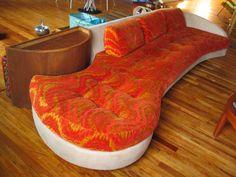 """""""Bimorphic amoeba couch"""""""