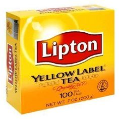 Lipton Yellow Label Tea Bags 100ct 1 pack >>> Want additional info? Click on the image. (This is an affiliate link and I receive a commission for the sales)