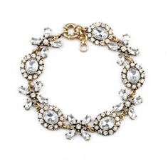 """XO"" Crystal Bracelet | Accessory Concierge"