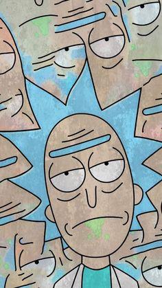 Iphone Wallpaper Rick And Morty, Graffiti Wallpaper Iphone, Trippy Wallpaper, Man Wallpaper, Iphone Wallpaper Tumblr Aesthetic, Wallpaper Iphone Cute, Cartoon Wallpaper, Rick And Morty Image, Rick I Morty
