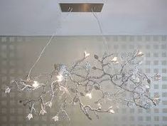 Image result for branch chandelier