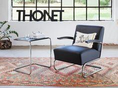 Thonet S 411 Cantilever Armchair