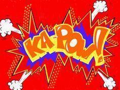 KA-POW by TheFancifulGhost