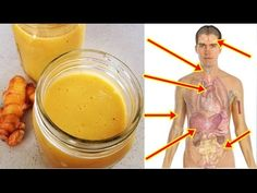 Mix Turmeric And Ginger   Drink It One Hour Before Bed! Unbelievable Results in the Morning - YouTube