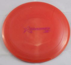 400s D3 173g Driver Prodigy Discs Faded Red X-Out Disc Golf Disc