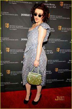 Helena Bonham Carter Lunettes Moscot
