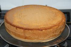 biscuittaart2 Dutch Recipes, Sweet Recipes, Baking Recipes, No Bake Desserts, Delicious Desserts, Dessert Recipes, Ma Baker, Cake Recept, Baking Bad