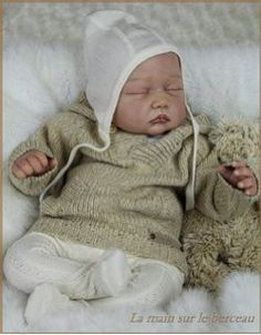 You are buying an Unpainted Kit Ready to reborn, not a reborn doll ! This list is for 1 reborn baby doll kits kits ,soft vinyl like silicone. The kits includes:a vinyl head Length vinyl arms Length vinyl legs ,can reborn baby doll ! Handgemachtes Baby, Baby Kit, Baby Sleep, Newborn Baby Dolls, Reborn Babies, Life Like Babies, Wiedergeborene Babys, Baby Doll Accessories, Kit Bebe