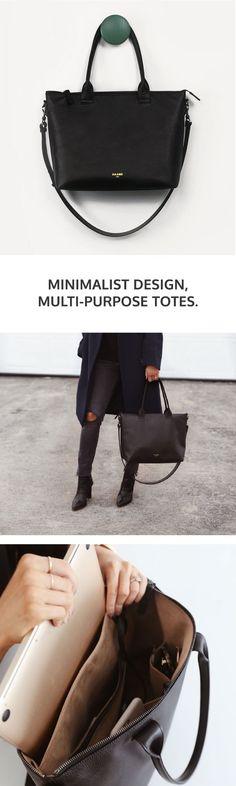 Stylish handbag outlet for girls Purses And Handbags, Leather Handbags, Best Work Bag, Chic Business Casual, Work Handbag, Laptop Bag For Women, Work Bags, Fashion Bags, Women's Fashion