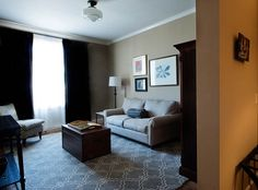 Sizeable suites are ideal for total comfort. #wilshiredistrict #historichotel