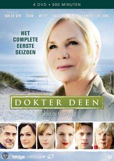 Art Deco Webwinkel leverde verlichting voor de serie Dokter Deen.