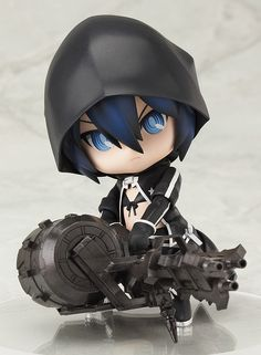 Black Rock Shooter Nendoroid - TV Animation Version