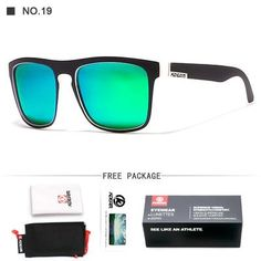 6e389d860f Fashion Guy s Sun Glasses From Kdeam Polarized Sunglasses Men Classic  Design All-Fit Mirror Sunglass With Brand Box CE
