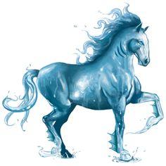 Ocean, Vodný kôň Ocean #1824848 - Howrse