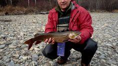 Горная рыбалка в Приморском крае