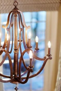 The Corday Chandelier By Capital Lighting Fixture Co.
