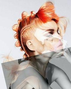 bi-en  #collage #digital #art #beauty