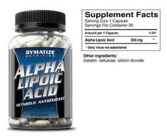 ALA Supplements can help: Hypertension,   Heart Disease,  Elevated Cholesterol,  Peripheral Neuropathy,   Diabetes,   Liver Disease,  Metastatic Pancreatic Cancer,  Impaired Brain Function (treatment for stroke & other brain disorders involving free radical damage, incl Alzheimer's disease),  Effects of Aging (improving blood flow & enhancing immune function, restoring levels of glutathione, a protective antioxidant and detoxification compound),  Degenerative Diseases,  Glaucoma & Cataracts