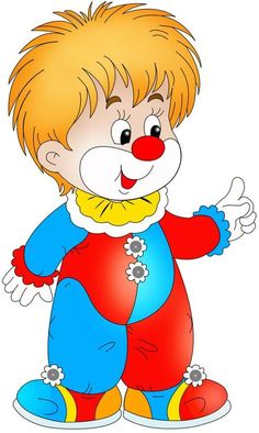 clowns.quenalbertini: Little clown | facilisimo