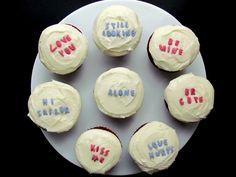 valentine cupcakes! http://hollyspantry.blogspot.ie/