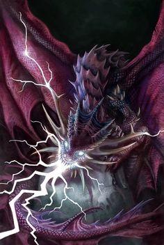 Lightning Dragon | Lightning Dragon