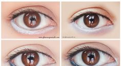 Doll Eyes Tutorial
