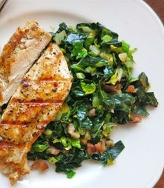 An insanely easy, delicious, and healthy marinated chicken dinner recipe you're missing out on