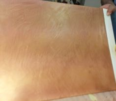 Marmorino copper Fine grassello paste and marble dust . #stuccoducale #marmorino #stucco #venice #venetian #limestone #travertino #travertine #grassello #stuccomarble #venetianplaste