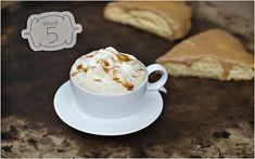 Caramel Coffee Creamer and Scones {recipe}