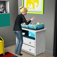 Sunny CC Finds, aroundthesims: Around the Sims 3 | Baby Stuff! ...