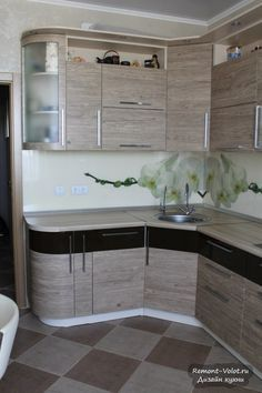 Decor Top Of Kitchen Cabinets is totally important for your home. Whether you choose the Kitchen Wall Decor Ideas or How To Decorate Kitchen Walls, you will create the best Kitchen Shelf Decor Ideas for your own life. Kitchen Room Design, Kitchen Corner, Kitchen Cabinet Design, Modern Kitchen Design, Interior Design Kitchen, Bathroom Corner Cabinet, Corner Cabinets, Kitchen Island, Modern Kitchen Cabinets