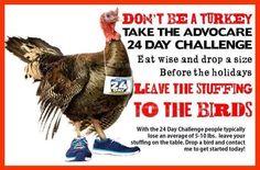 Take the AdvoCare 24-Day Challenge on time2saveworkshops.com #AdvoCare