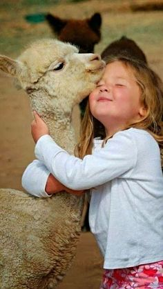 My first love is animals, nature, children, they manifest real love and…