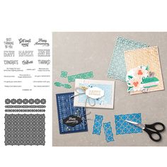 CH FOREVER FERN Metal Cutting Dies and stamps DIY Scrapbooking Card Stencil Pape