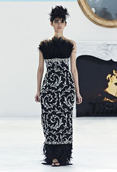 Fall-Winter 2014/15 Haute Couture - Look 47 - CHANEL