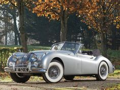 1956 Jaguar XK140 SE Drophead Coupé | Paris 2014 | RM AUCTIONS