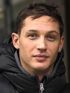 Tom Hardy! Lips like those should never be covered in facial hair.