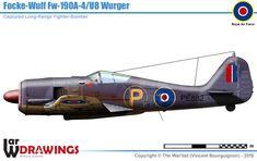 Focke-Wulf FW-190A-4/U8