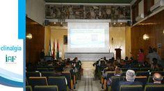 Presentación de los decálogos a pacientes y farmacéuticos a cargo de:  Dr. Francisco Javier Hidalgo Tallón, Director médico IAF, CLINALGIA y autor de los decálogos.