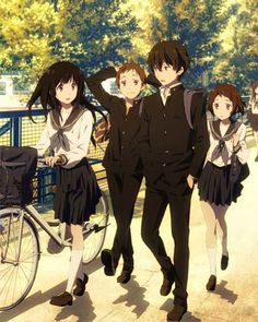 Hyouka Completo Legendado Bluray no Mega/Torrent