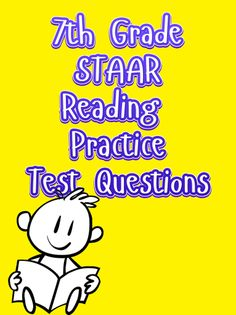64 best staar test study guides images on pinterest staar test get your grade students ready for the reading test section of the staar with our free grade staar reading practice test questions fandeluxe Image collections