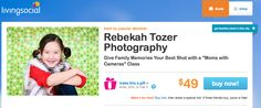 Raleigh area Xmas Special!!!! Rebekah Tozer Photography - MAIN